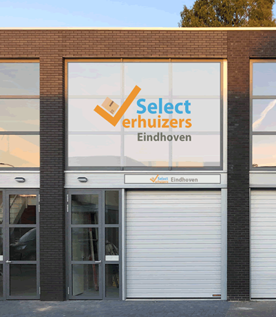 Pand Select Verhuizers Eindhoven