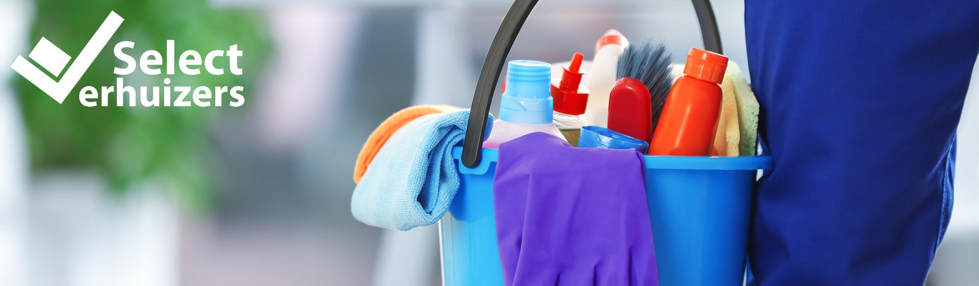 Select Verhuizers start met woningontruiming