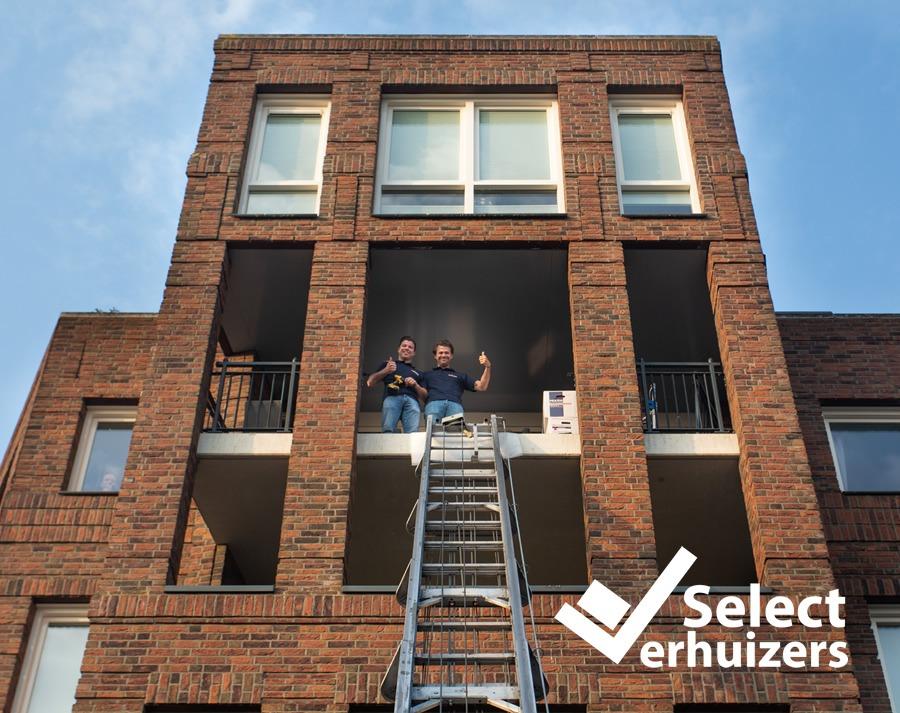 verhuizen Den Bosch